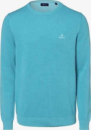 GANT Herren Pullover blau