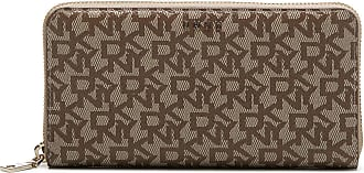 DKNY Bryant Wallet Sand