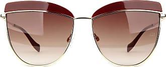 Ana Hickmann Óculos de Sol Ana Hickmann Ah3190 D01/60 Dourado