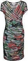 Joseph Ribkoff Kleid mit V-Ausschnitt