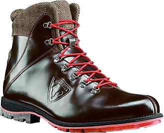 Rossignol Chamonix Nabuk Oil 1907 Winter Shoes (Dark Brown) Brown Size: 11 UK