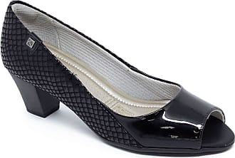 Piccadilly Sapato PeepToe Piccadilly 714080 Preto