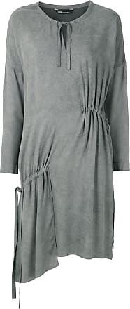 Uma Asymmetrisches Bristol Kleid - Grau