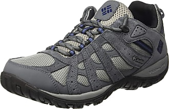 Columbia Walking Shoe, Redmond Mens, Grey, 13 UK