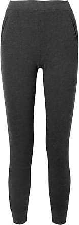 ATM Anthony Thomas Melillo French Cotton-blend Terry Track Pants - Black
