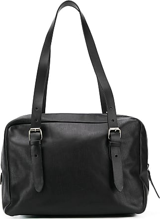 Ann Demeulemeester medium shoulder bag - Preto
