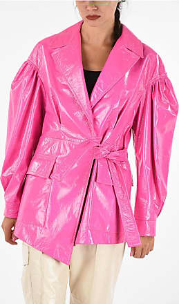 Drome Leather Duster Coat Größe S