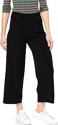 Jacqueline de Yong Womens Jdygeggo Ancle Pant JRS Noos Trouser, Blue (Sky Captain with Black Buttons), 12 (Size: Medium)