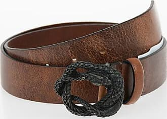 Just Cavalli 35mm Leather Belt size 105