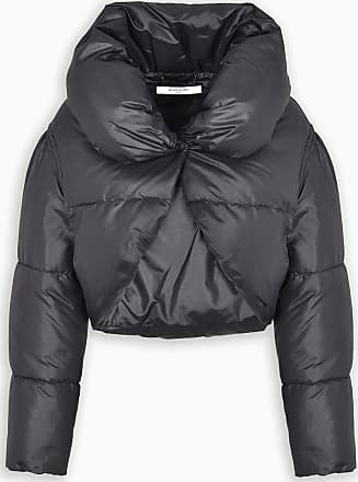 Givenchy Black cropped down jacket