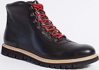 Timberland Britton Hill Alpine Hiker boots in jet black