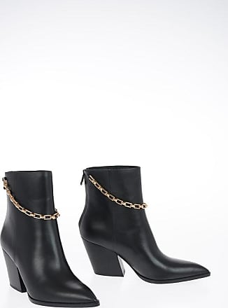 Stella Luna 7cm Leather ankle boots size 36,5