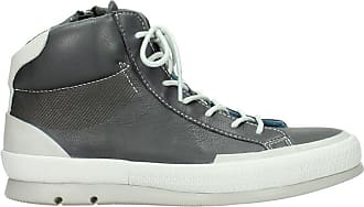 Wolky Comfort Trainers Bromo - 30210 Anthracite Leather - 40