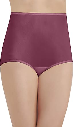 Vanity Fair Womens Perfectly Yours Ravissant Tailored Brief Panty 15712, Sunset Rose, Large