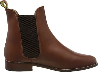 Joules Womens Westbourne Chelsea Boots, Brown (Tan Tan), 7 (40/41 EU)