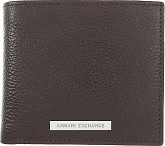 Armani Jeans Brieftasche für Herren, Portemonnaie, Geldbörsen, Geldbeutel  Günstig im Sale, Dunkelbraun 1fd3e33d99