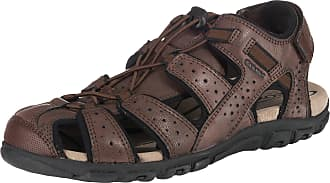 Teva Herren Omnium 2 Leder Freizeit Sommer Schuhe Sandalen Outdoor Braun Sport