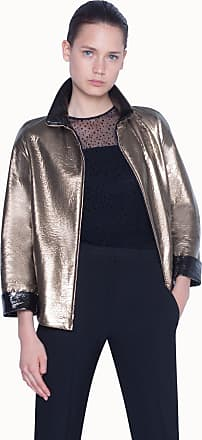Akris Reversible Jacket with Dropped Shoulder