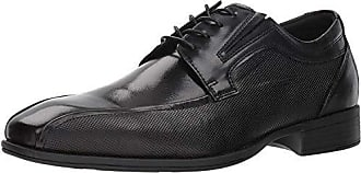 Kenneth Cole Reaction Mens Graham LACE UP B Oxford, Black, 9.5 M US