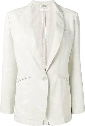 Forte_Forte classic tailored blazer - Neutrals