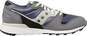 Saucony Mens Azura Sneaker, Slate/Grey, 10 UK