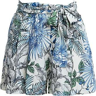 Sugarfree Printed high waist shorts