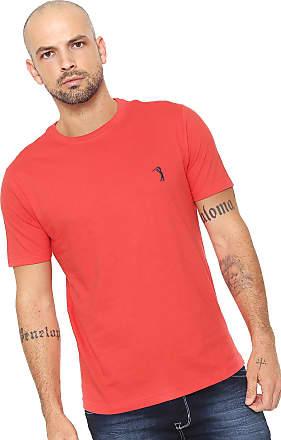 Aleatory Camiseta Aleatory Logo Vermelha