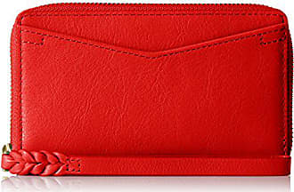 Fossil Womens Caroline RFID Phone Wallet, Chili Pepper, One Size