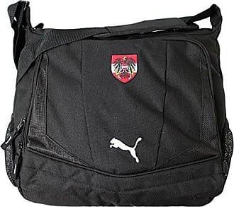 6cb98ca78f0d8 Puma Country Shoulder Bag Austria Tasche Messenger Textil schwarz 33 CM x  38 CM X 11