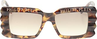 Philipp Plein Branded Sunglasses Womens Brown