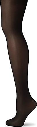 Fiore Womens High Waist Bikini 40 Den/Bodycare Tights, Black, Medium (Size: 3)