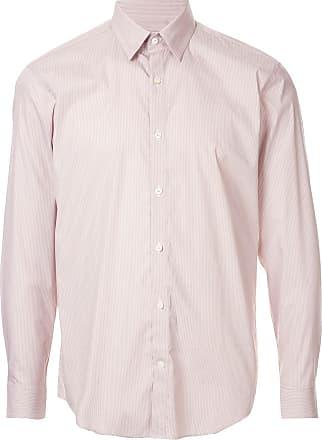 Cerruti slim fit shirt - Brown