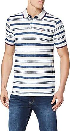 Polo Hombre JACK /& JONES PREMIUM Jprpaulos Play Stripe Blu Ss Polo Multicolor Medium Light Grey Melange Fit: Slim Fit