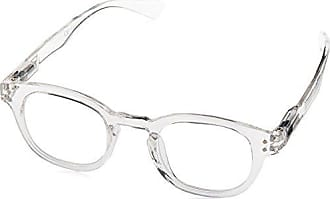Peepers Unisex-Adult Take Your Places 084150 Round Reading Glasses, Clear