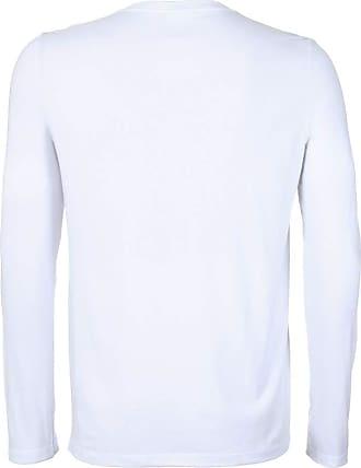 KOHMAR Camiseta Manga Longa Básica Masculina Kohmar
