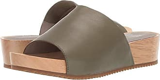 Eileen Fisher Mini (Olive Washed Leather) Womens Shoes