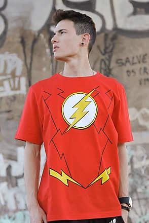 DC Comics Camiseta The Flash Costume