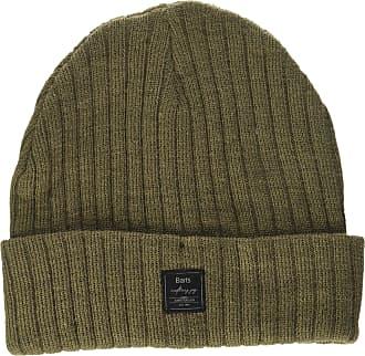 Barts Mens Parker Beanie Hat, Verde (Stone), One Size