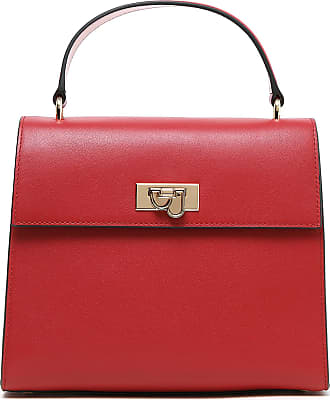 Markus Lupfer Top handle leather bag