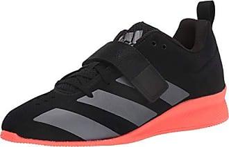 adidas , Herren Wrestlingschuhe Schwarz Schwarz, Schwarz Schwarz Größe: 50 EU