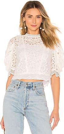 Milly Felicity Top in White