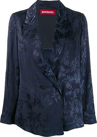 Guardaroba Blazer floral - Azul
