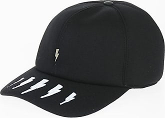 Neil Barrett Embroidered HARLEM Hat size Unica