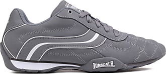Lonsdale Camden mens sneakers, leisure shoes, sport shoes, fashion sneakers Multicolour Size: 10.5