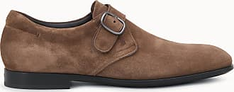 Tod's Monk Strap in Suede