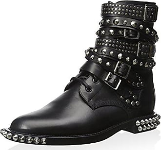 a8bf3443ca2 Black Saint Laurent® Leather Boots: Shop up to −76% | Stylight
