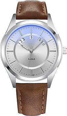 Yazole Relógios De Pulso Masculino De Quartzo Yazole Z 513-S À Prova Dágua (5)