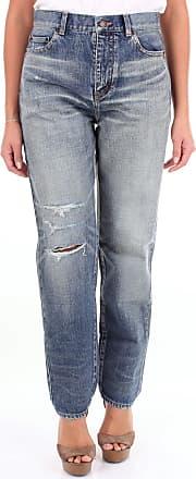 Saint Laurent boyfriend Dark jeans