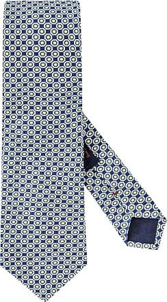 Altea Übergröße : Altea, Krawatte im Leinenmix in Blau für Herren