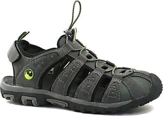 Hi-Tec Shore Mens Sandals Charcoal Size 12